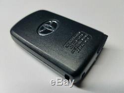16-20 Toyota Tacoma Smart Key Keyless Entry Remote Oem Hyq14fba 281451-2110 Ag
