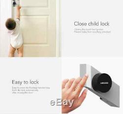 2019 New Sherlock Smart Bluetooth Home Door Keyless Lock Electronic Wireless App