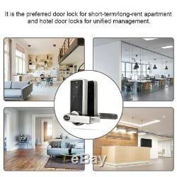 APP Smart BT Electronic Door Lock Keyless Waterproof Handheld Password Lock