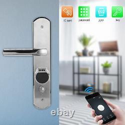 APP WIFI Lock Biometric Fingerprint Smart Lock Password Keyless Door Lock+RFID