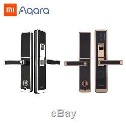 Aqara Smart Door Lock S1 Touch Password Keyless ZigBee WIFI Fingerprint O7F8