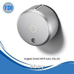 August Smart Wi-Fi Lock ASL-05