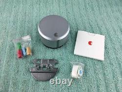 August Wi-Fi Smart Lock Electronic Wireless/Keyless Entry (ASL-03) Silver USED