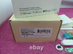 August WiFi, Keyless Cylinder Smart Lock Silver (ASL-05) USED
