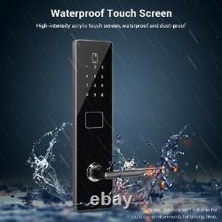 BT-Smart Door Lock Keyless Home Password Waterproof Code Digital Keypad Phone