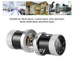 Biometric Digital Keyless Smart Door Lock Bluetooth, IC Card, Fingerprint Stainl