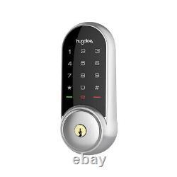 Bluetooth Door Lock Smart Deadbolt Keyless APP Control Touchscreen Remote Unlock