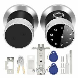 Bluetooth Smart Electronic Digital Door Lock Keyless Security Keypad Entry
