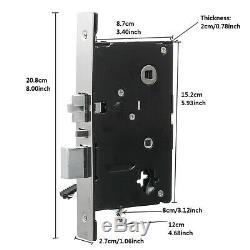 Digital Smart Electronic Code Door Lock Smart Card Keyless Lock Security Entry