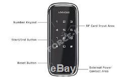EVERNET LH300-S Smart Digital Doorlocks Keyless Lock Electronic Pinode + 2RFKey