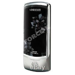 EVERNET LH500-N Keyless Lock Smart Digital Doorlock Security Entry 1Way Silver