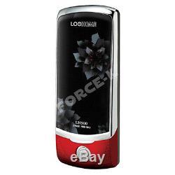 EVERNET LH500-N Keyless Lock Smart Digital Doorlock Security Entry Passcode Red
