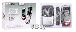 EVERNET LH500-T Smart Digital Doorlock Keyless Lock Security Entry 2Way Silver