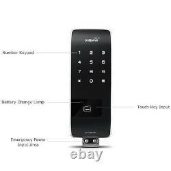 EXPRESS GATEMAN A20-CH A20CH Digital Door Lock Keyless Fingerprint Smart Touch