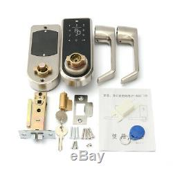 Electronic Code Keyless Keypad Security Entry Smart Door Lock 11 RFID Card! L