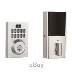 Electronic Deadbolt Door Lock Smart Touchpad Password Handleset Lever Keyless