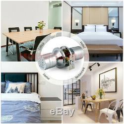 Electronic Digital Door Lock Keyless Keypad Coded Smart Room Lock Combination