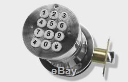 Electronic Door Lock Smart Bluetooth Password Keyless Door