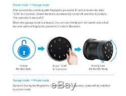 Electronic Keyless Security Pass Word Smart Digital Code Bluetooth Door Lock