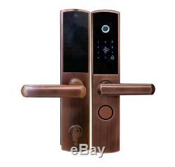 Electronic Smart Keyless Digital Fingerprint/ APP/ Password/ Key/ Card Door Lock