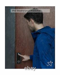 Eufy Security Smart Lock Touch, Fingerprint Scanner, Keyless Entry Door Lock