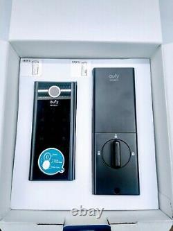 Eufy Security Smart Lock Touch, Fingerprint Scanner, Keyless Entry Open Box