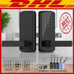FREE DHLApp Smart Door Lock WiFi Keyless Korea Digital Door Lock Bluetooth
