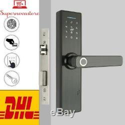 FREE DHLBiomet Fingerprint Door Lock Smart Card / Digital Code / Keyless