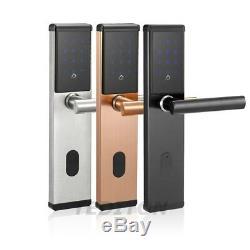 FREE DHLElectronic Door Lock, Smart Bluetooth Digital APP Wifi Code Keyless