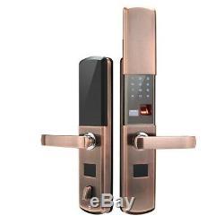 FREE DHLHIGH Fingerprint Lock For Home Anti-theft Door Lock Keyless Smart Lock