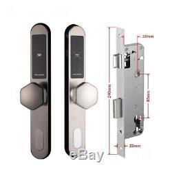 FREE DHLSmart Home Waterproof electronic door lock Keyless Smart Sliding Code