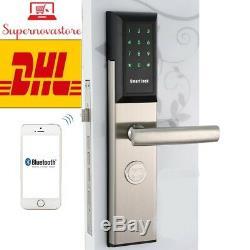 FREE DHLWiFi Electronic Door Lock, Smart Bluetooth Digital Keypad Code Keyless