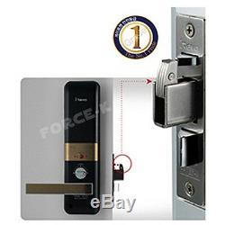 Fingerprint Doorlock Gateman F300-FH Digital Smart Doorlock Hook Keyless Lock