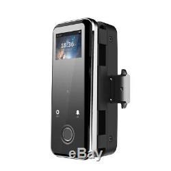 Fingerprint Smart Door Lock Home Keyless Keypad Card Electronic Code Touchscreen