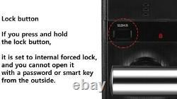 GATEMAN ASSA ABLOY KOREA Gateman Wide WG-100 Digital Smart Door Lock Security