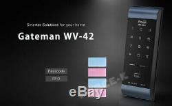 Gateman Keyless Lock Digital Door Lock WV-42 Smart Security Entry Passcode+RFID