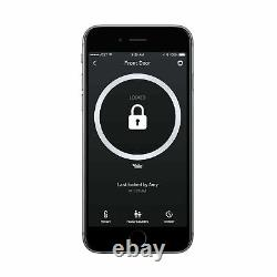 Google Nest Yale Lock Smart Lock Deadbolt System for Keyless Entry Brass