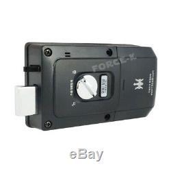 Guardian TR700 Digital Doorlock Smart Keyless Lock Security Entry Password+RFID