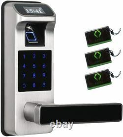 HARFO Fingerprint Door Lock Keyless Entry with Keypad Passcode- Smart Lock (NEW)