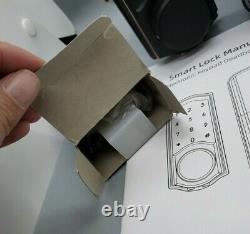 HORNBILL Smart Lock Keyless Entry Deadbolt Digital Auto Lock Tested