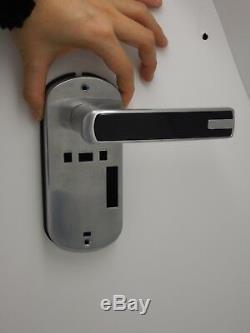 Home Automation Smart Z-Wave Door Lock, Keyless entry, Key pad IOT device