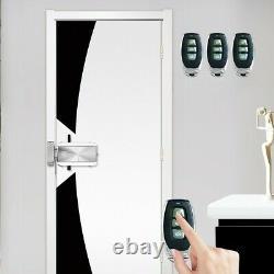 Intelligent Door Lock Kit Smart Wireless Remote Control Keyless Entry Electronic