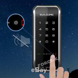 Keyless Lock Buildone BO-T1100N Smart Digital Doorlock Security Entry Password