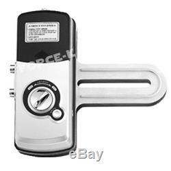 Keyless Lock DR150-S Glass Door Smart Digital Doorlock Security Entry Pin+RFID