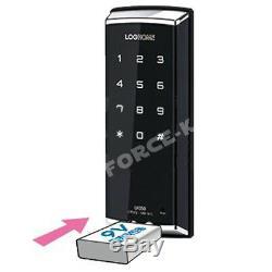 Keyless Lock EVERNET LH350-N Smart Digital Doorlocks Electronic Passcode