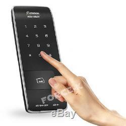 Keyless Lock Gateman iREVO A20-IH Smart Doorlock HookType Ultra Slim Pin+RFID