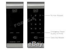 Keyless Lock Gateman iREVO Digital Door Lock WV-40 Smart Security Entry Pin+RFID