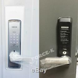 Keyless Lock KOCOM KDL-3600SK Smart Digital Doorlock Pin+RFID+Mechanical Key