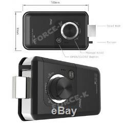 Keyless Lock Smart Doorlock Milre K3-R36S Digital Security Entry Passcode+RFID