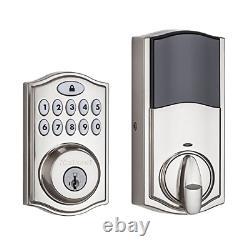 Kwikset 99140-008 SmartCode 914 Keypad Keyless Entry Zigbee Smart Lock Connected
